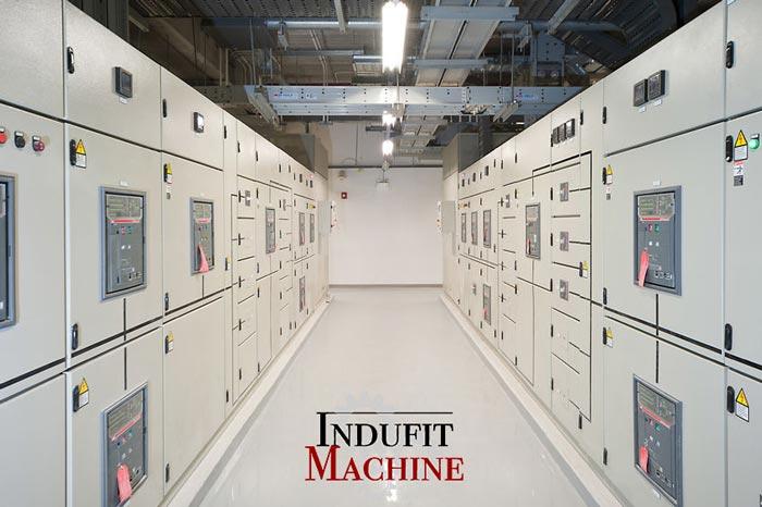 Démantèlement électrique des machines industrielles