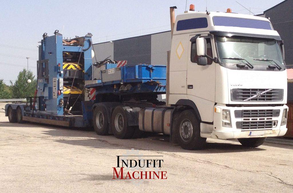 Transport de Machines Lourdes
