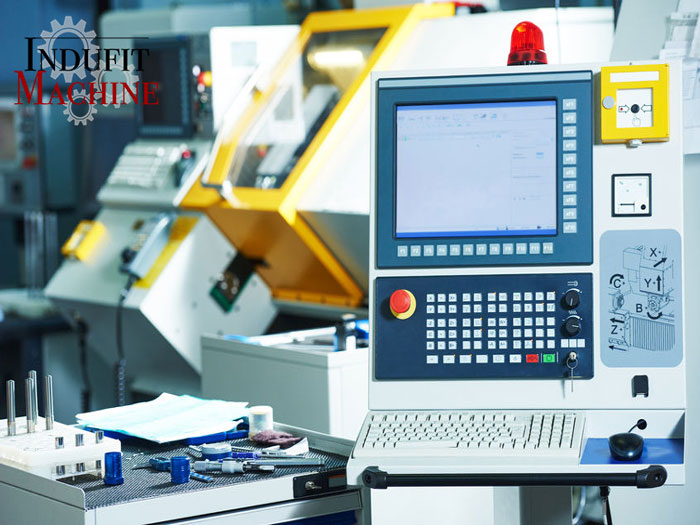 maintenance de machines cnc