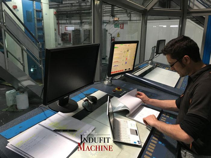 Maintenance mécanique et électrique