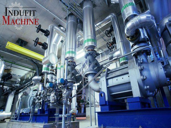 Assemblage d'usine industrielle