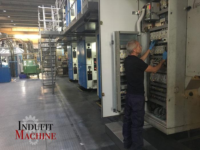 Pannes et maintenance des machines
