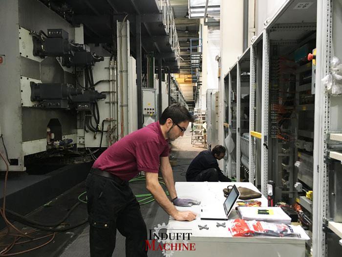 Service de pannes et de maintenance